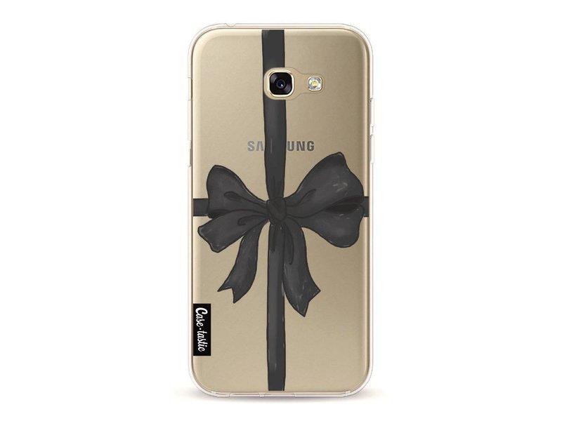 Casetastic Softcover Samsung Galaxy A5 (2017)  - Black Ribbon