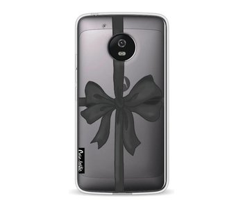 Black Ribbon - Motorola Moto G5