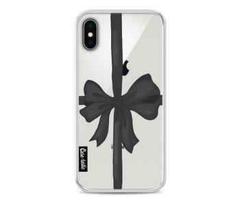 Black Ribbon - Apple iPhone X