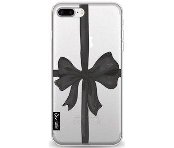 Black Ribbon - Apple iPhone 7 Plus / 8 Plus
