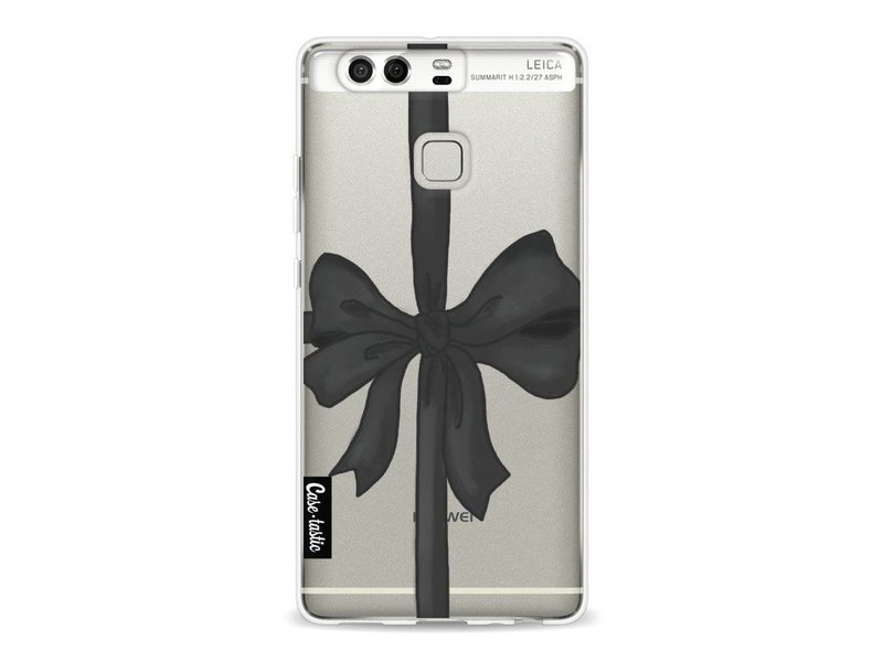 Casetastic Softcover Huawei P9 - Black Ribbon