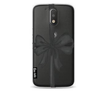 Black Ribbon - Motorola Moto G4 / G4 Plus