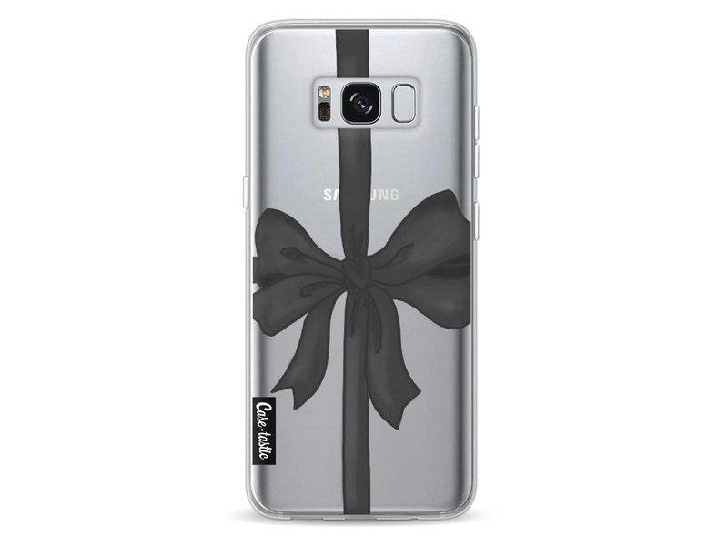 Casetastic Softcover Samsung Galaxy S8 - Black Ribbon