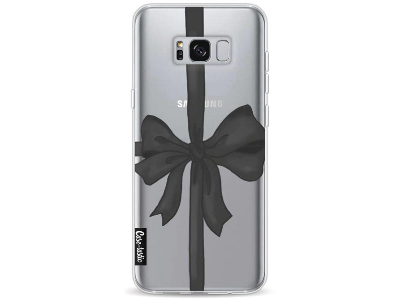 Casetastic Softcover Samsung Galaxy S8 Plus - Black Ribbon
