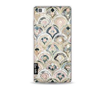 Art Deco Marble Tiles - Huawei P8 Lite