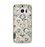 Casetastic Softcover Samsung Galaxy S7 - Art Deco Marble Tiles