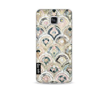 Art Deco Marble Tiles - Samsung Galaxy A3 (2016)