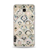 Casetastic Softcover Samsung Galaxy J5 (2016) - Art Deco Marble Tiles