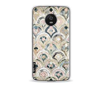 Art Deco Marble Tiles - Motorola Moto G5