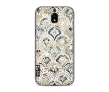 Art Deco Marble Tiles - Samsung Galaxy J5 (2017)