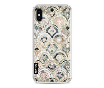 Art Deco Marble Tiles - Apple iPhone X