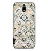 Casetastic Softcover Samsung Galaxy J7 (2017) - Art Deco Marble Tiles