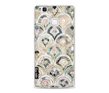 Art Deco Marble Tiles - Huawei P9 Lite