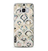 Casetastic Softcover Samsung Galaxy S8 - Art Deco Marble Tiles