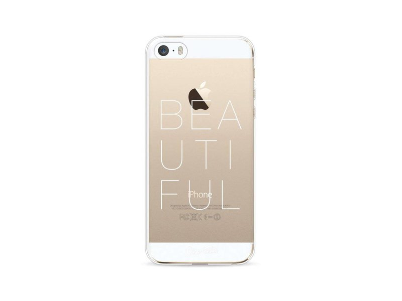 Casetastic Softcover Apple iPhone 5 / 5s / SE - Beautiful