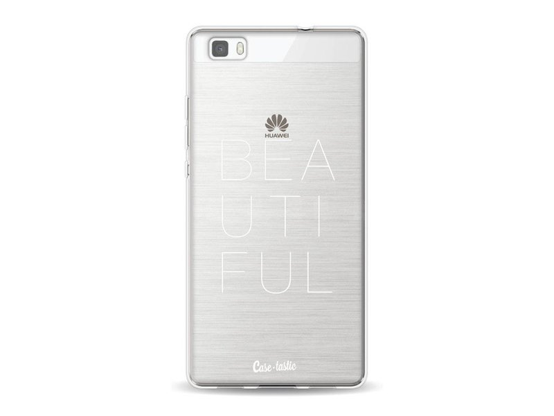 Casetastic Softcover Huawei P8 Lite - Beautiful