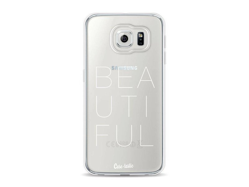 Casetastic Softcover Samsung Galaxy S6 - Beautiful