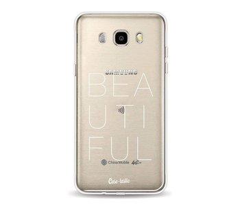 Beautiful - Samsung Galaxy J5 (2016)