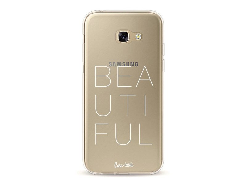 Casetastic Softcover Samsung Galaxy A5 (2017)  - Beautiful