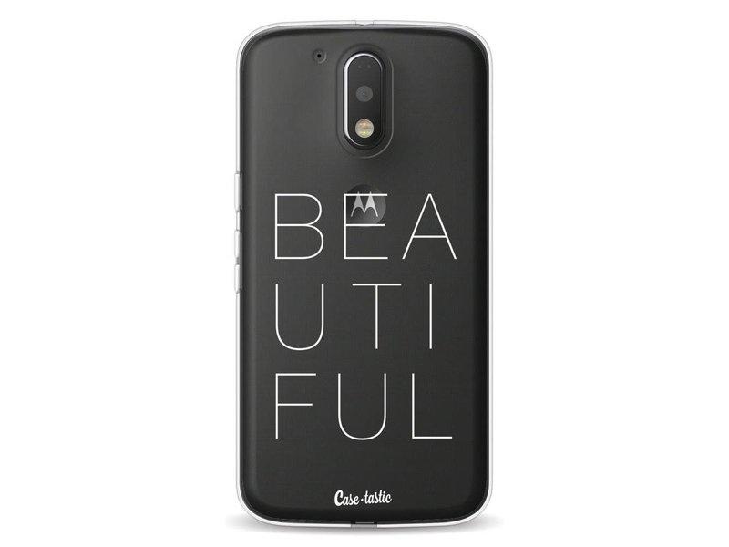 Casetastic Softcover Motorola Moto G4 / G4 Plus - Beautiful
