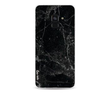 Black Marble - Samsung Galaxy A8 (2018)