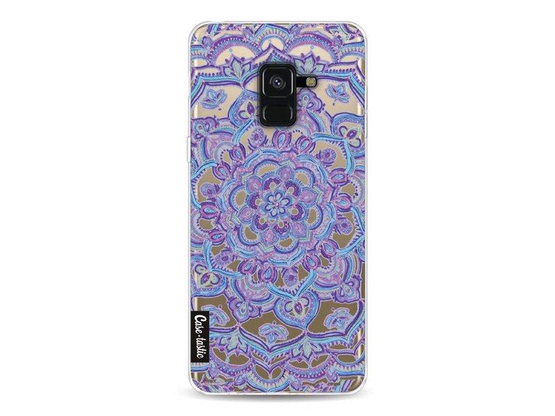 Casetastic Softcover Samsung Galaxy A8 (2018) - Spring Mandala