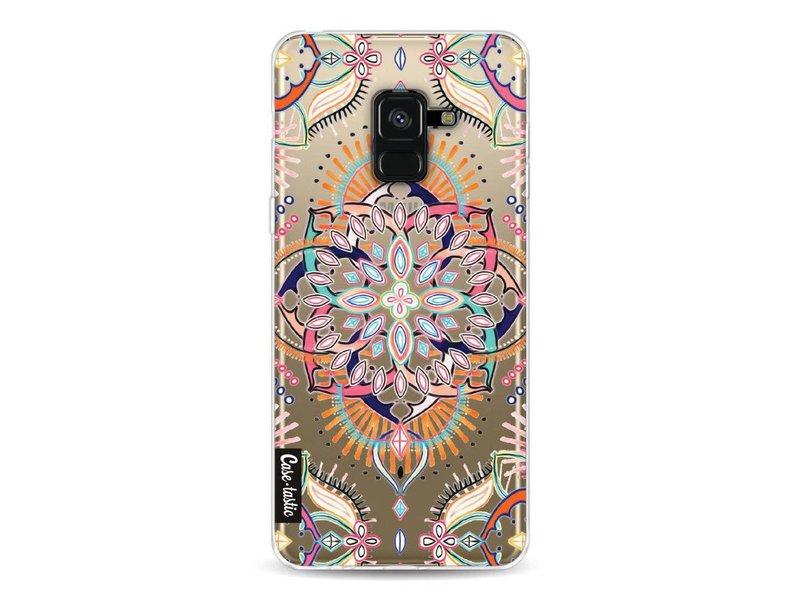 Casetastic Softcover Samsung Galaxy A8 (2018) - Summer Festival