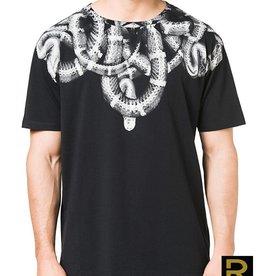 Marcelo Burlon Snake Black/White