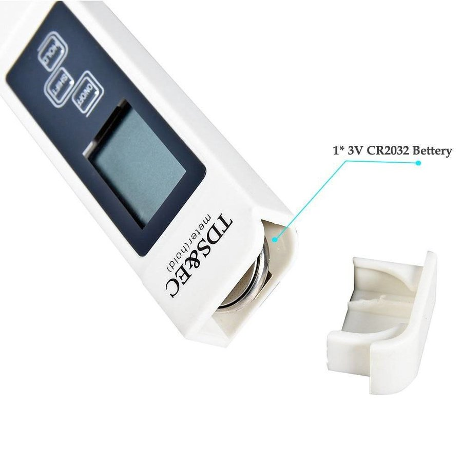 EC & TDS Meter | Digitale 3in1 EC/TDS/TEMP Meter