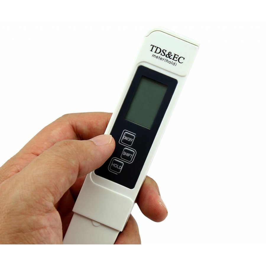 3in1 EC/TDS/TEMP Meter | Digitale EC/TDS/TEMP Meter