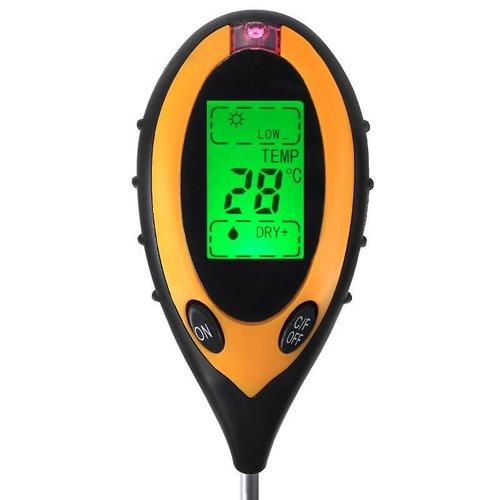 Boden-pH-Meter