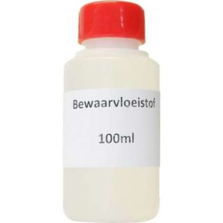 KCL Bewaarvloeistof 100ml voor PH/ORP-meter en pH/ORP-elektrode