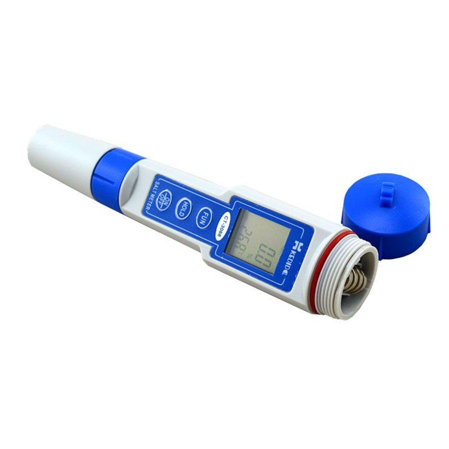 Zoutmeter   Zoutmeter voor zeewater of zeeaquarium