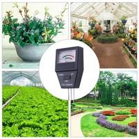 PH Ground Meter + Fertilization
