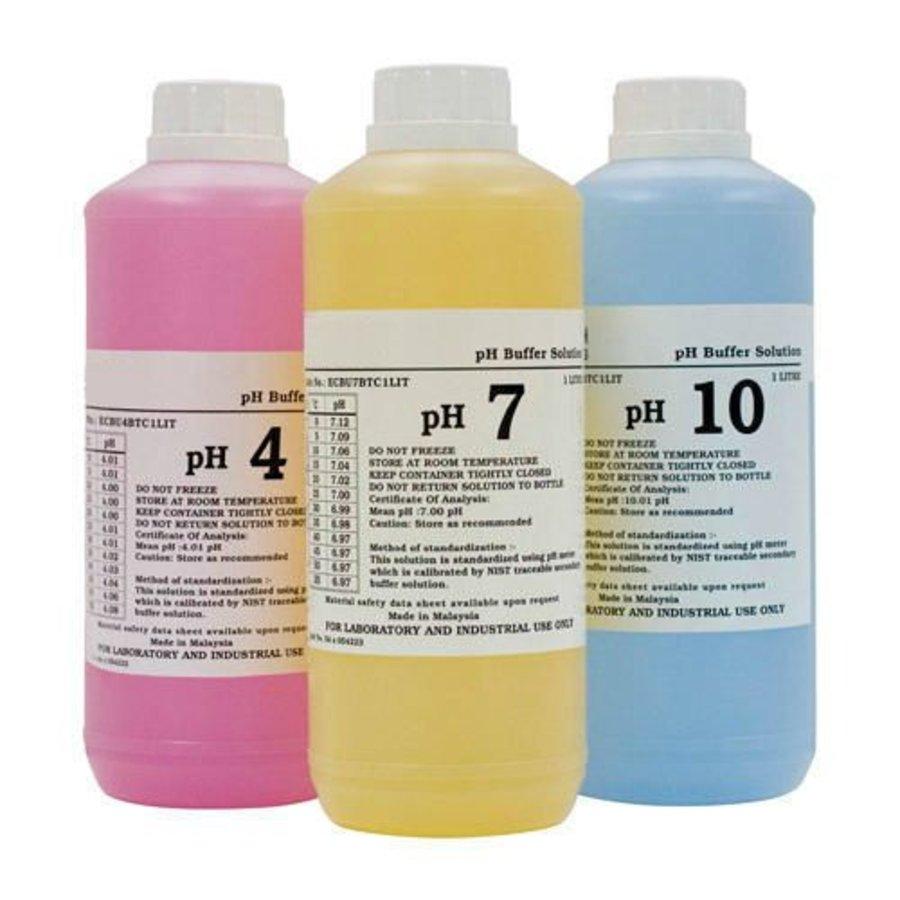 PH-ijkvloeistof pH4,01 - pH Meter ijken