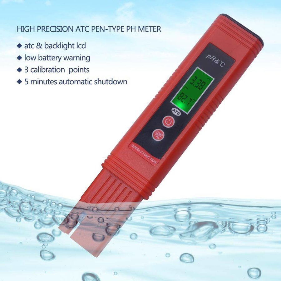 PH mètre | Testeur PH -PH-EZ2