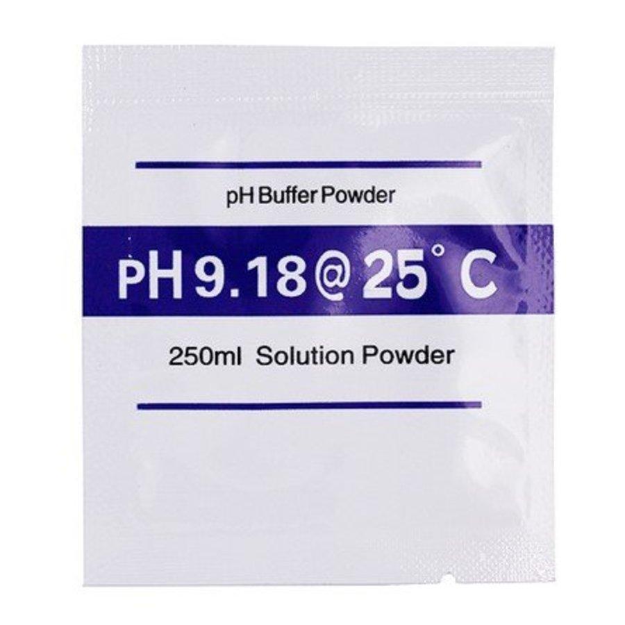 PH-Puffer pH 9,18 für Kalibrierung pH-Messgerät