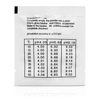 PH buffer pH 9,18 voor kalibratie pH-meter
