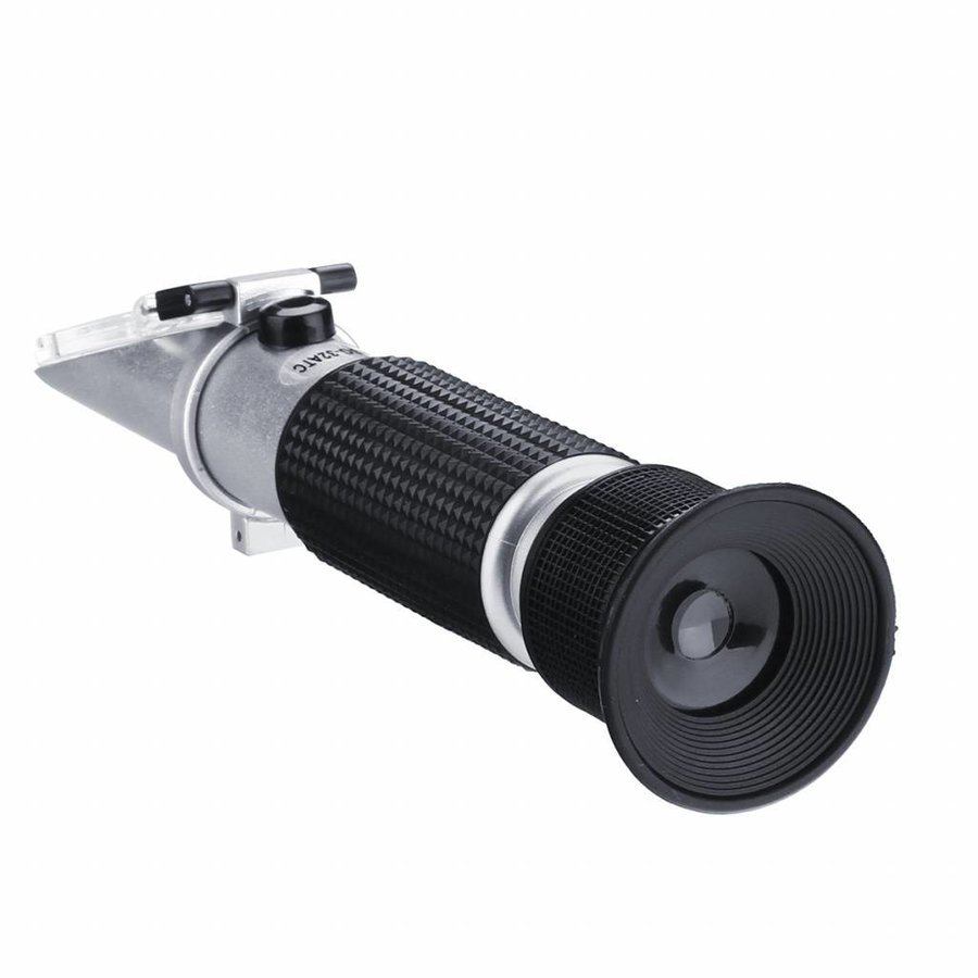 Refractometer for beer and wine brewing.