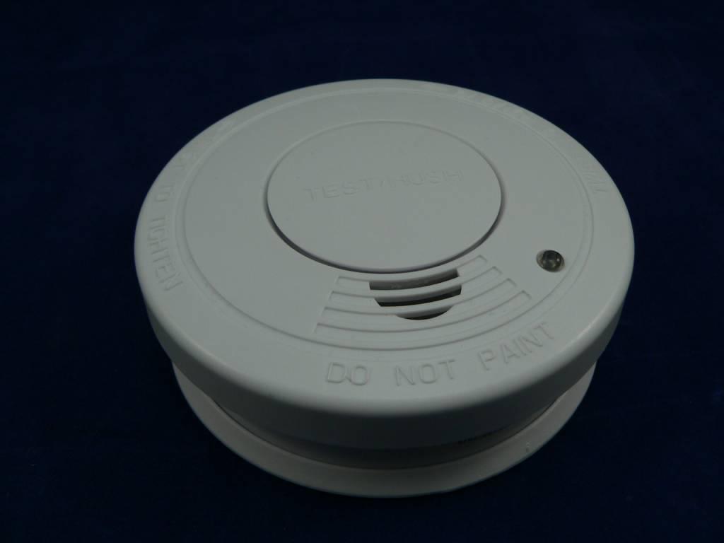 Rauchmelder, Rauchwarnmelder mit 1 Jahres Batterie, DIN EN 14604 ...