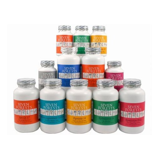Seven Forests Vitality Tablets