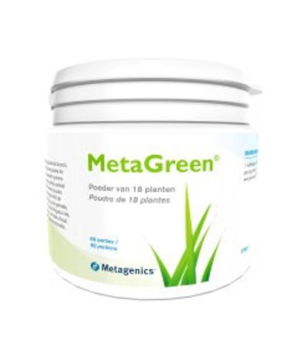 Metagenics MetaGreen | 60 Porties