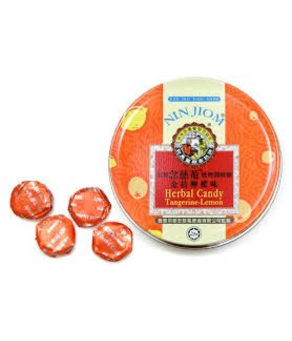 Nin Jiom Herbal Candy - Tangerine Lemon