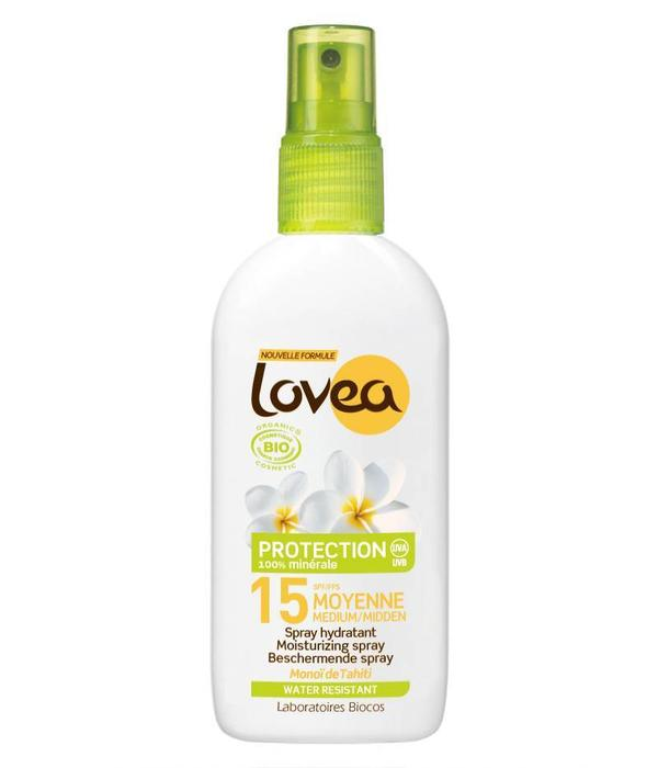 Lovea Lovea Sun Spray SPF 15 BIO 125 ML