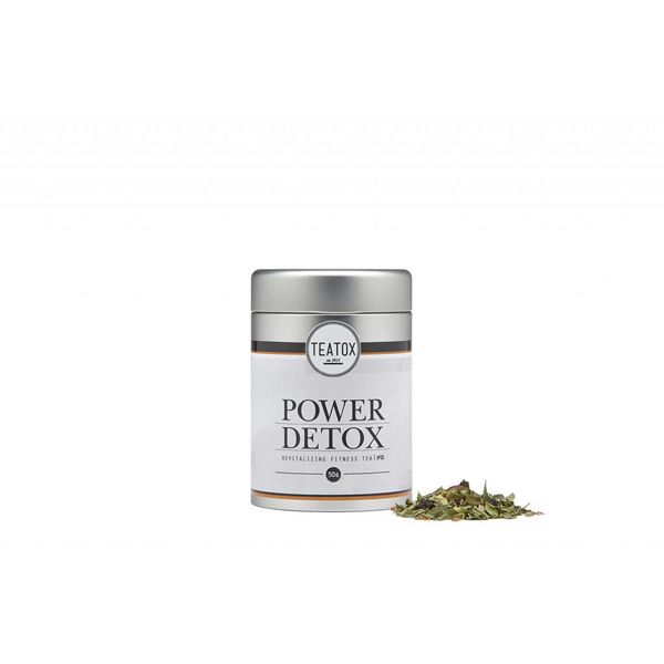 Power Detox Bio Green Tea Guarana