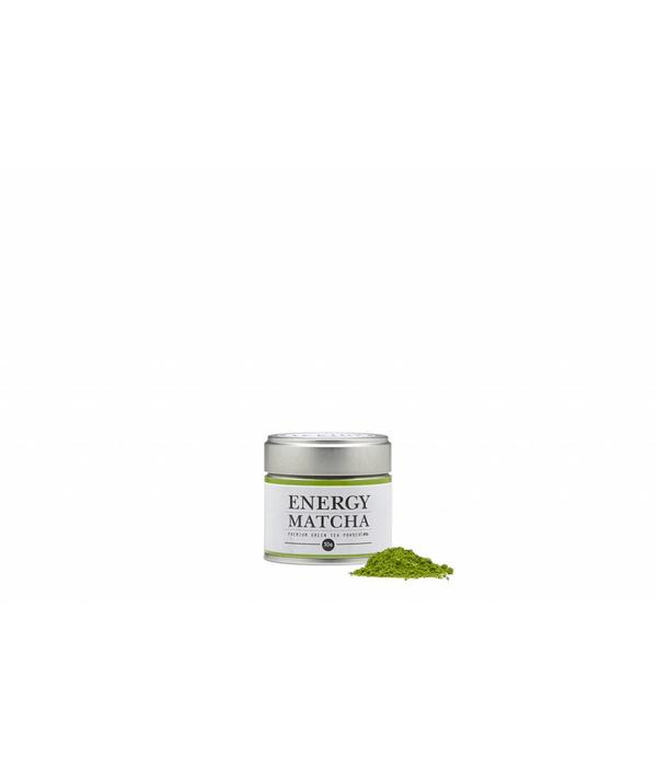Teatox Energy Matcha Bio Green Tea Powder 50g