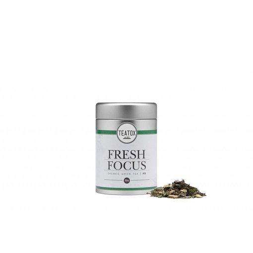 Teatox Fresh Focus Bio Green Tea Gingko