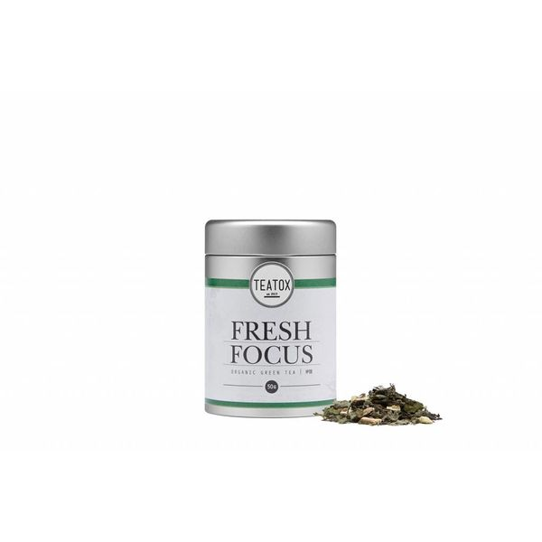 Fresh Focus Bio Green Tea Gingko