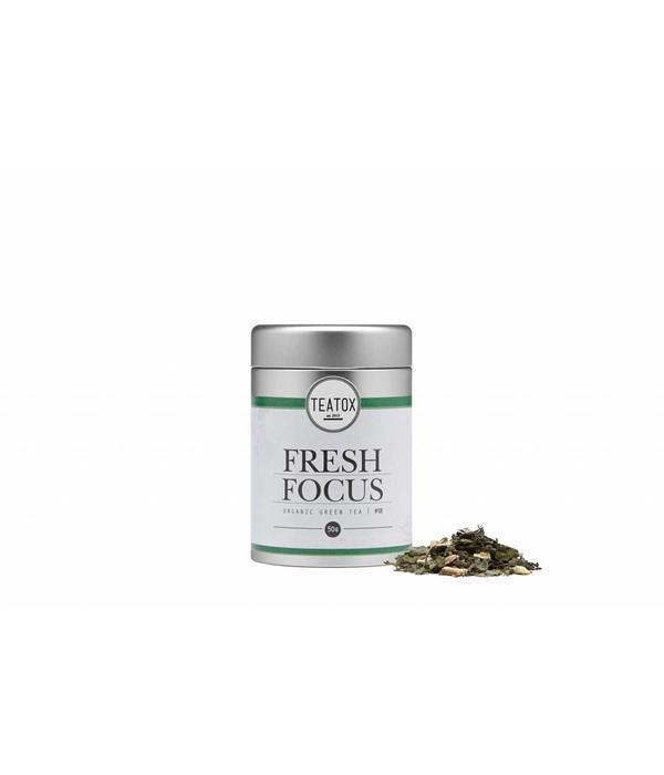 Teatox Fresh Focus Bio Green Tea Gingko 50g