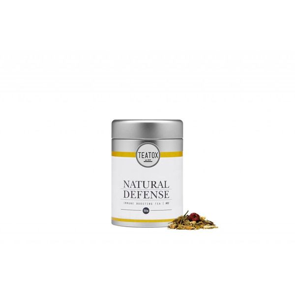 Natural Defense Bio Green Tea Ginger